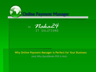 Why Online Payment Manager is Perfect for Your Business