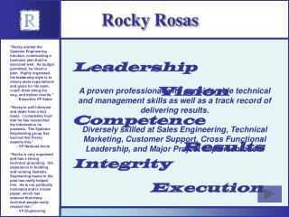 Rocky Rosas