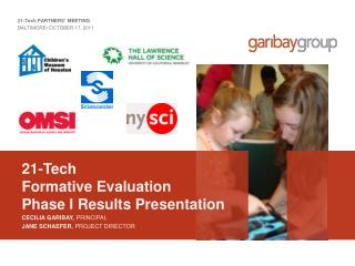 21-Tech  Formative Evaluation  Phase I Results Presentation