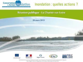 Réunion publique - La Charité-sur-Loire