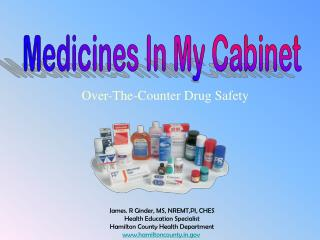 Over-The-Counter Drug Safety