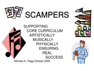 SCAMPERS