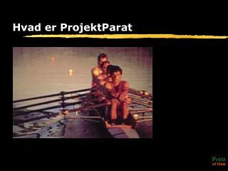 Hvad er ProjektParat