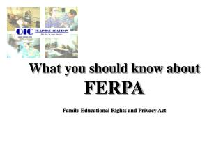 What you should know about FERPA