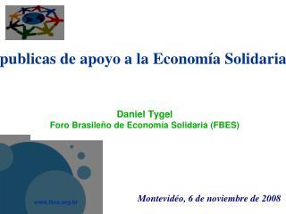 Montevidéo, 6 de noviembre de 2008
