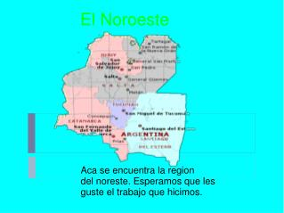 El Noroeste