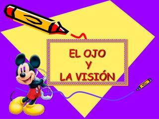 EL OJO  Y  LA VISIÓN