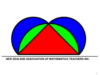 NEW ZEALAND ASSOCIATION OF MATHEMATICS TEACHERS INC.