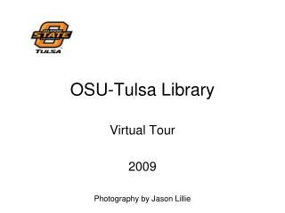 OSU-Tulsa Library