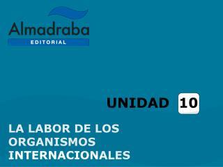 UNIDAD  10