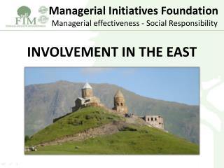 Managerial Initiatives Foundation  Managerial effectiveness - Social Responsibility