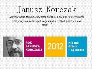 Życie Korczaka