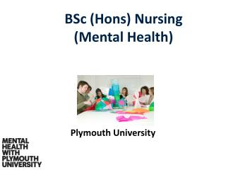 BSc ( Hons ) Nursing (Mental Health)