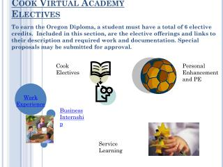Cook Virtual Academy Electives