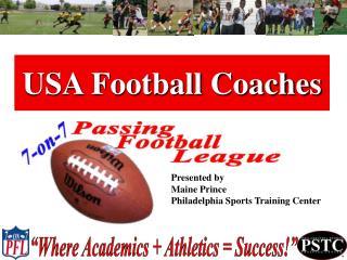 USA Football Coaches