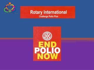 Programa del distrito 4170  subcomité polio plus 2011-2012