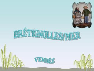 BRéTIGNOLLES/MER