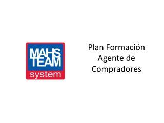 Plan Formación Agente de Compradores