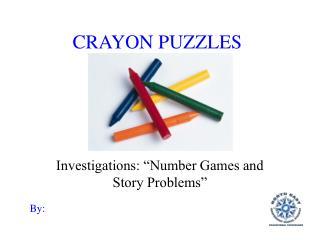 CRAYON PUZZLES