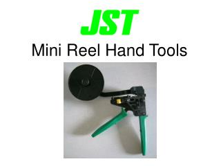 Mini Reel Hand Tools