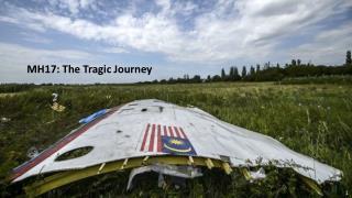 MH17: The Tragic Journey