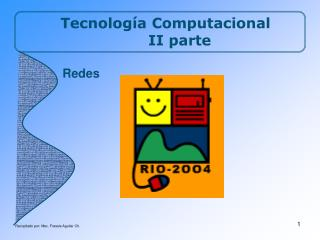 Tecnolog ía Computacional II parte