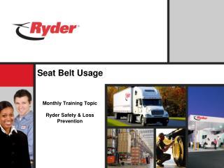 Seat Belt Usage
