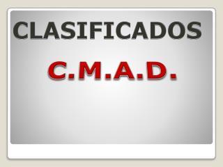CLASIFICA DOS