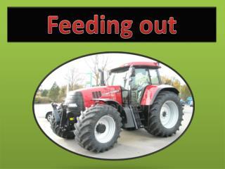 Feeding out