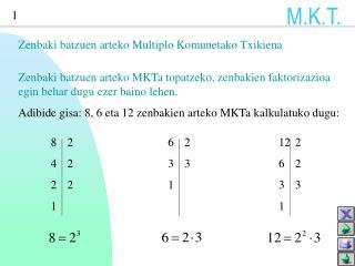 M.K.T.