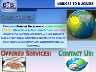 Bridges To Business