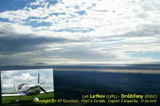 Let Letkov (LKPL)  - Dráž ď any (EDDC)