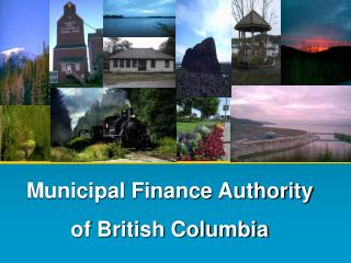 Municipal Finance Authority  of British Columbia