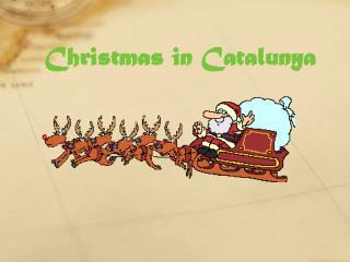 Christmas in Catalunya