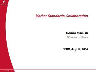Market Standards Collaboration