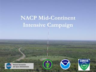 NACP Mid-Continent  Intensive Campaign