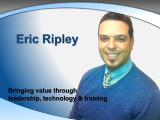 Eric Ripley