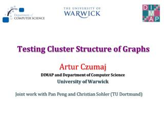Testing Cluster Structure of Graphs