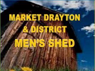 MARKET DRAYTON & DISTRICT MEN's SHED