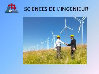 SCIENCES DE L�INGENIEUR