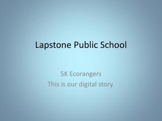 Lapstone Public School
