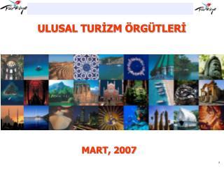 ULUSAL TURIZM  RG TLERI