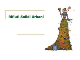 Rifiuti Solidi Urbani