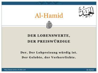 Al-Hamid