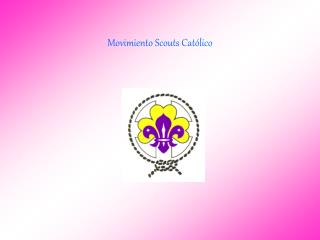 Movimiento Scouts Cat�lico