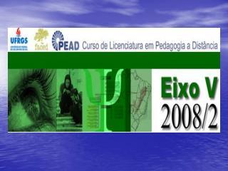 UNIVERSIDADE FEDERAL DO RIO GRANDE DO SUL FACULDADE DE EDUCAÇÃO CURSO DE GRADUAÇÃO