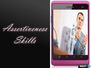 Assertiveness Skills