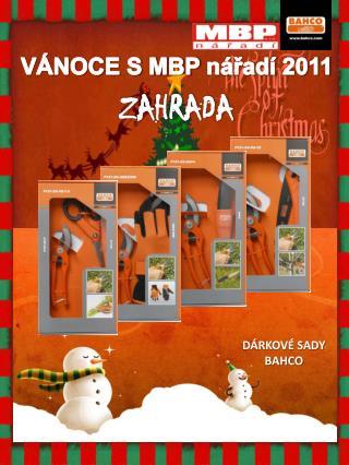 VÁNOCE S  MBP  nářadí 2011