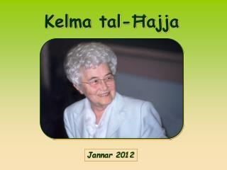 Kelma tal-Ħajja