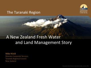 The Taranaki Region